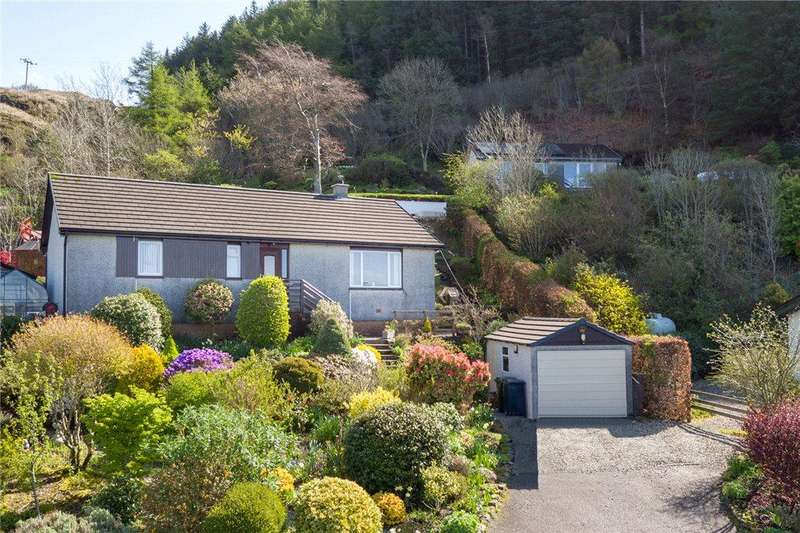3 Bedrooms Detached Bungalow for sale in Seall-Na-Mara, Arduaine, Oban, Argyll and Bute
