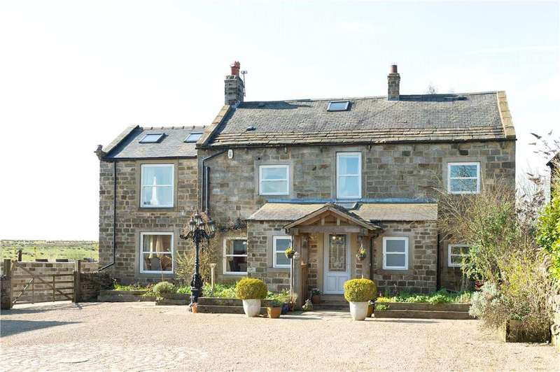 5 Bedrooms Detached House for sale in Blubberhouses, Otley, North Yorkshire, LS21
