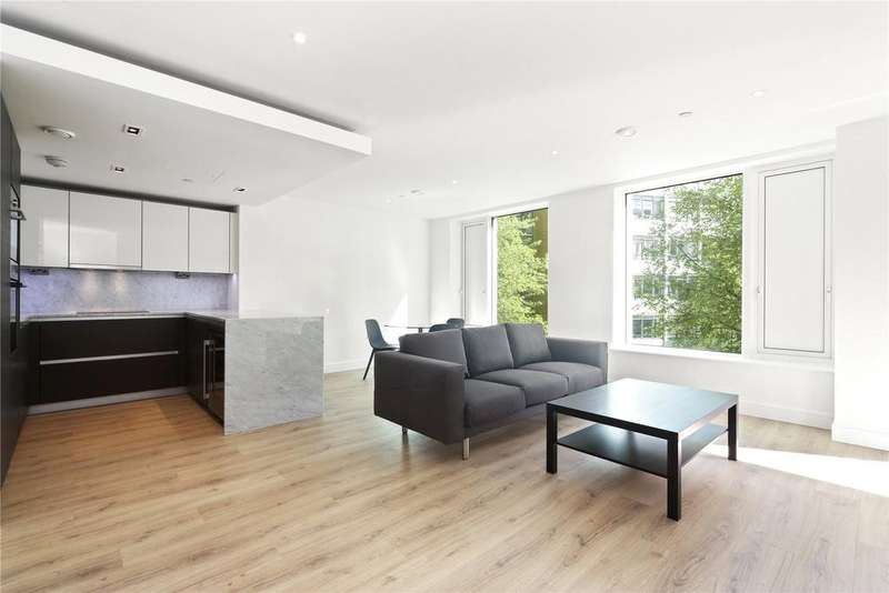 2 Bedrooms Flat for sale in Marquis House, Sovereign Court, Beadon Road, London, W6