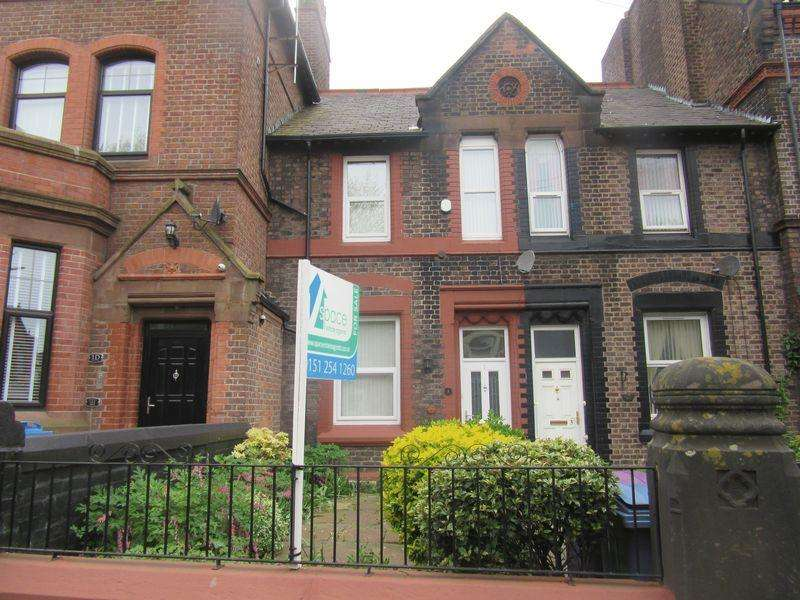 2 Bedrooms Terraced House for sale in Derby Lane, Liverpool, L13 6QA