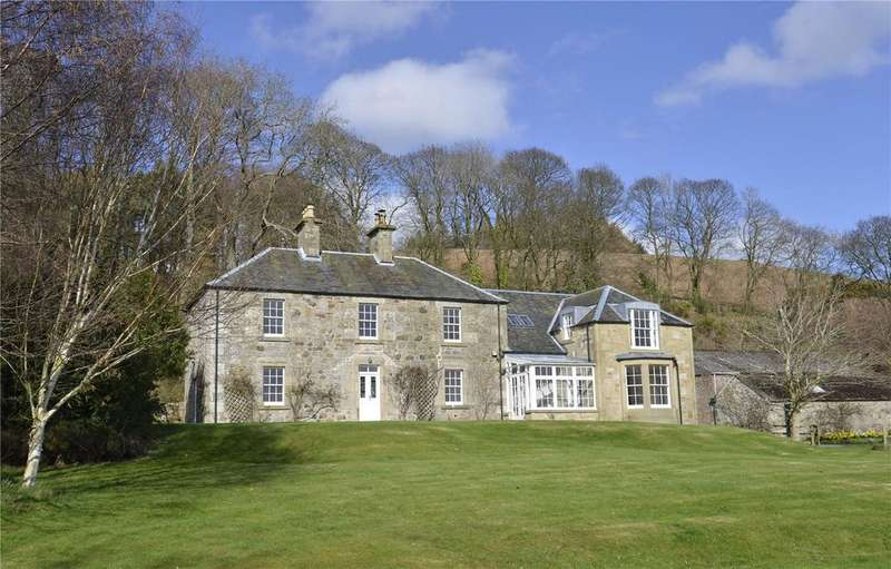 4 Bedrooms Equestrian Facility Character Property for sale in East Bowhouse Farm, By Scotlandwell, Kinross-Shire