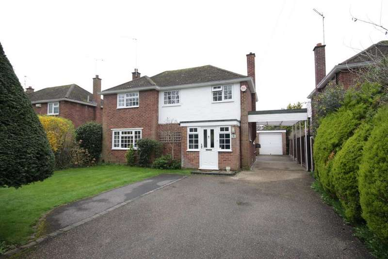 3 Bedrooms Detached House for sale in Prince Andrew Road, Maidenhead
