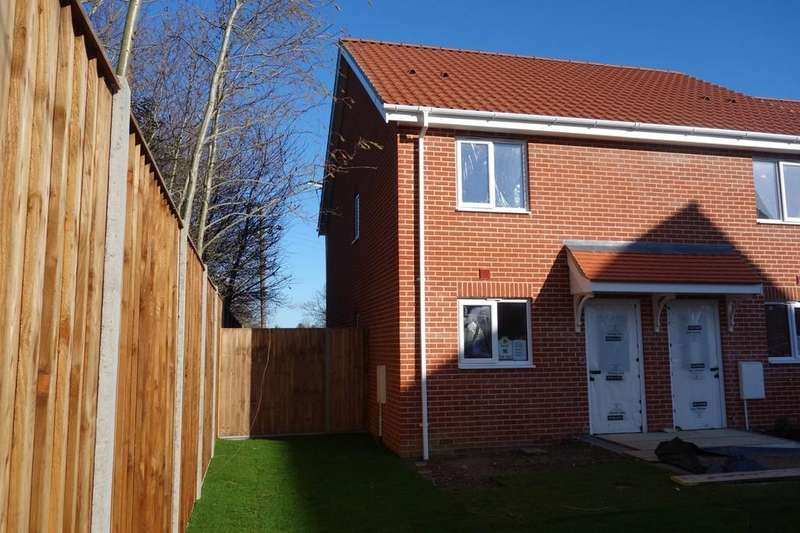 2 Bedrooms End Of Terrace House for sale in Plot 16 Heritage Green, Kessingland