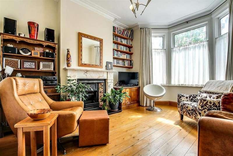 2 Bedrooms Flat for sale in Buchanan Gardens, Kensal Rise