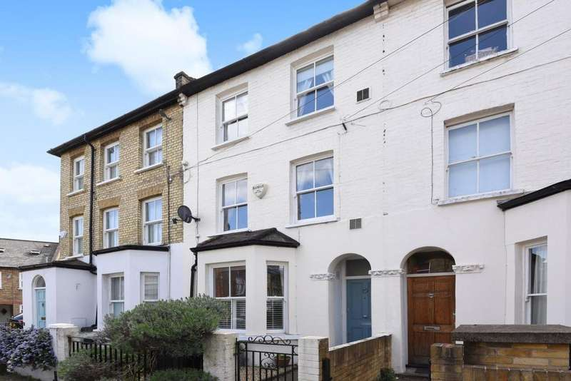 3 Bedrooms Terraced House for sale in Atherton Street, Battersea