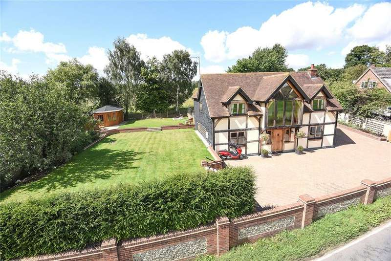 5 Bedrooms Detached House for sale in Widford Road, Much Hadham, Hertfordshire, SG10