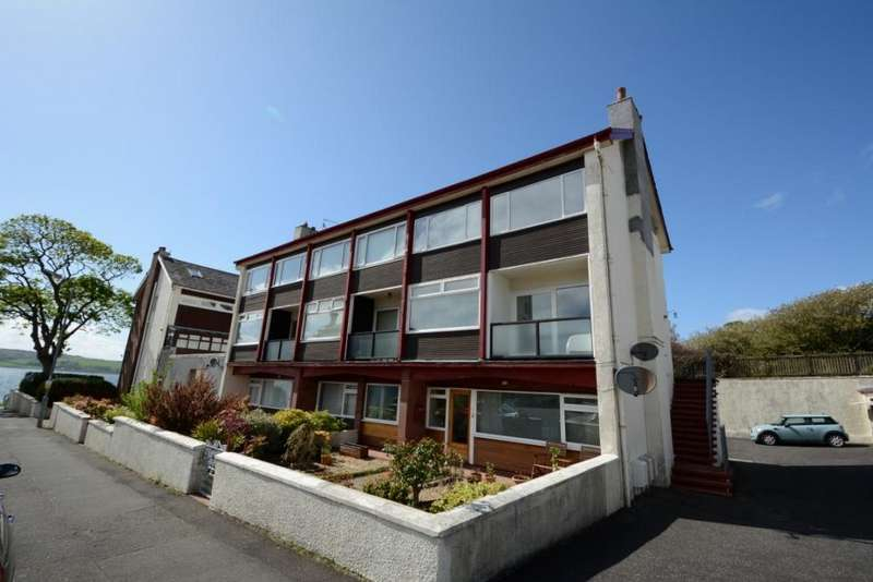 2 Bedrooms Ground Flat for sale in 7 Broom Court, May Street, Largs, KA30 8EA
