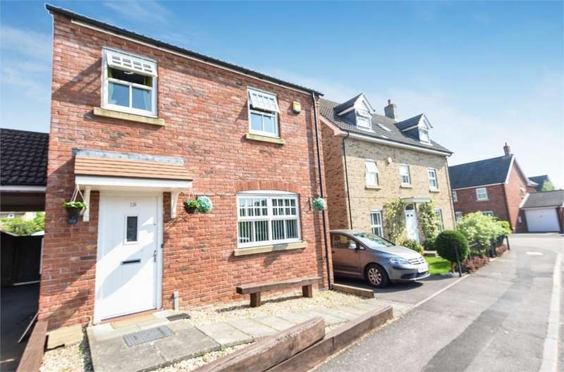 3 Bedrooms Detached House for sale in Tayberry Grove, Mortimer, Reading, Berkshire