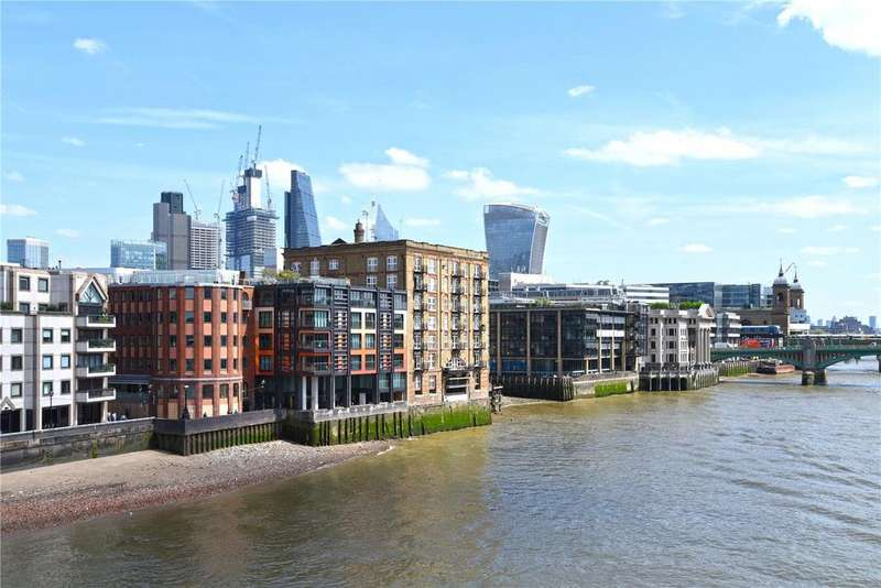 2 Bedrooms House for sale in Globe View, 10 High Timber Street, London, EC4V