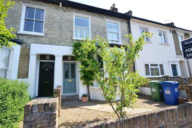 3 Bedrooms Terraced House for sale in Gordon Road, Nunhead, London, SE15