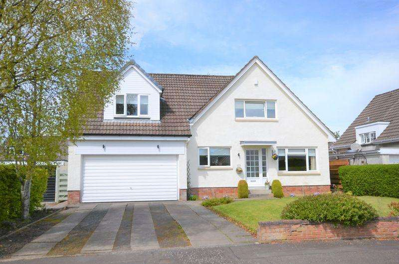 5 Bedrooms Detached Villa House for sale in 1a Pemberton Valley, Alloway KA7 4UH