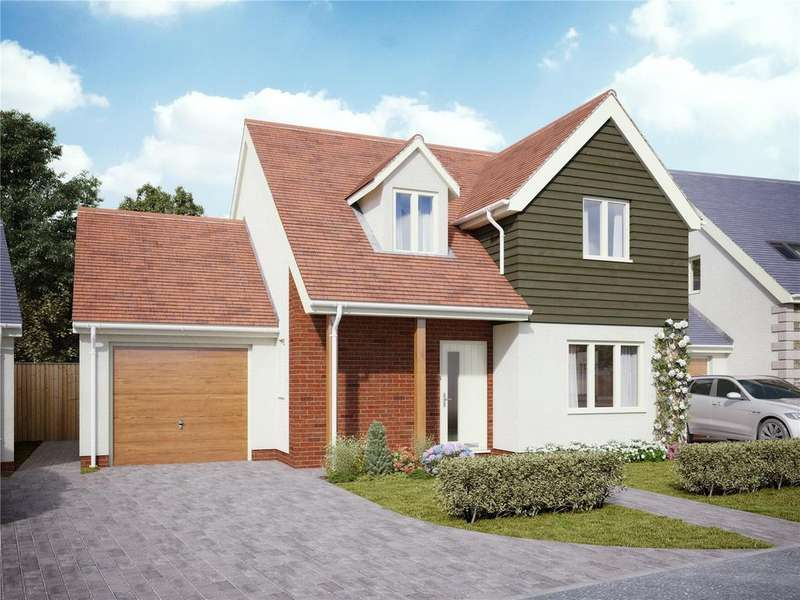 3 Bedrooms Detached House for sale in Fairway Gardens, Sparkwell, Devon, PL7