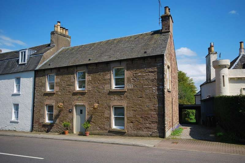 4 Bedrooms Semi-detached Villa House for sale in Willoughby Street, Muthill PH5