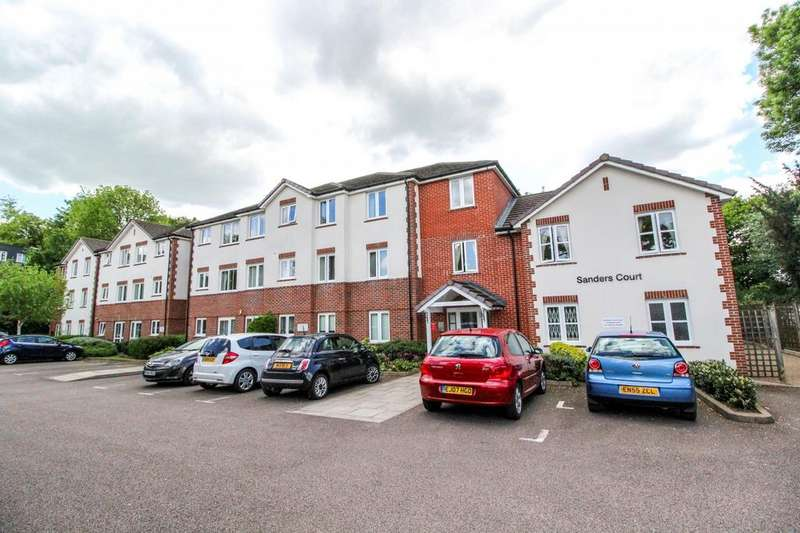 2 Bedrooms Apartment Flat for sale in Sanders Court, Junction Road, Warley, Brentwood, Essex, CM14