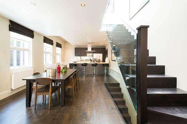 4 Bedrooms House for rent in Addison Crescent, London, W14