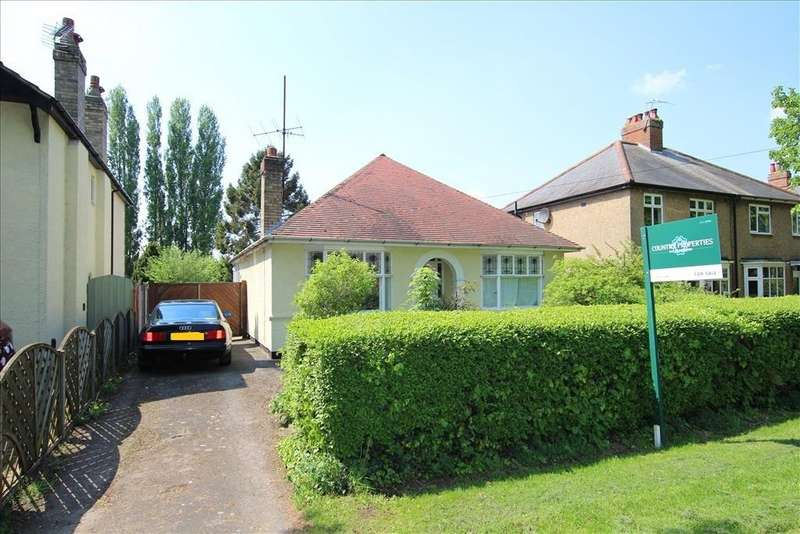 2 Bedrooms Detached Bungalow for sale in London Road, Biggleswade, SG18