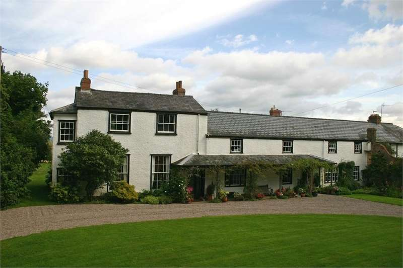 6 Bedrooms Link Detached House for sale in Madley, Herefordshire