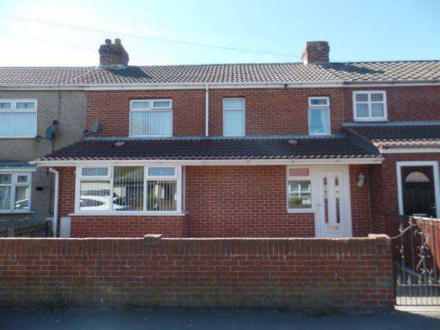 3 Bedrooms Terraced House for sale in EAST VIEW, WHEATLEY HILL, PETERLEE AREA VILLAGES