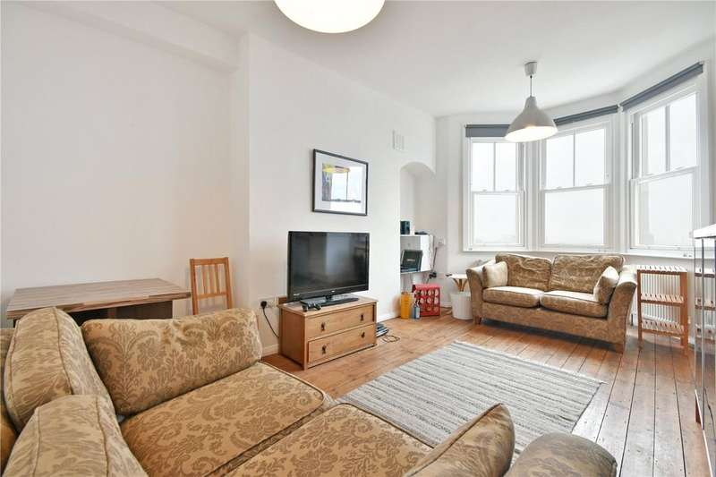 2 Bedrooms Apartment Flat for sale in Mill Lane, West Hampstead, NW6