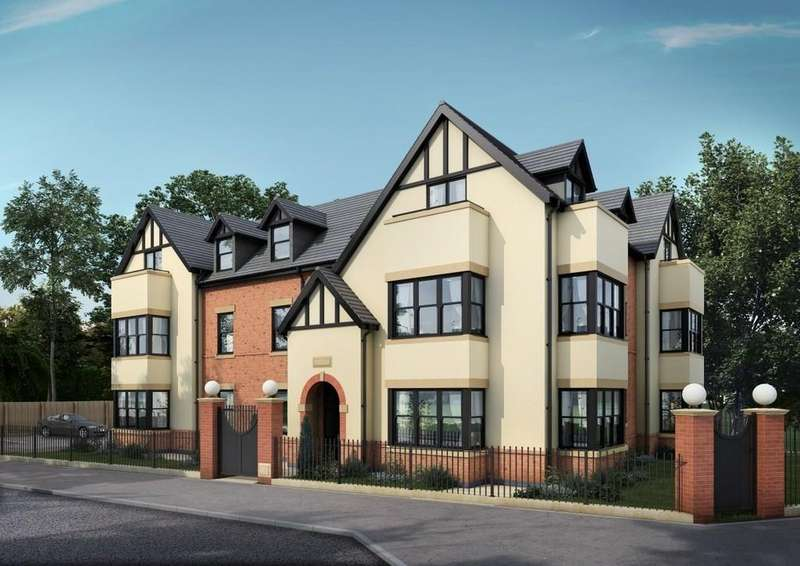 2 Bedrooms Apartment Flat for sale in Edgbaston Road, Moseley