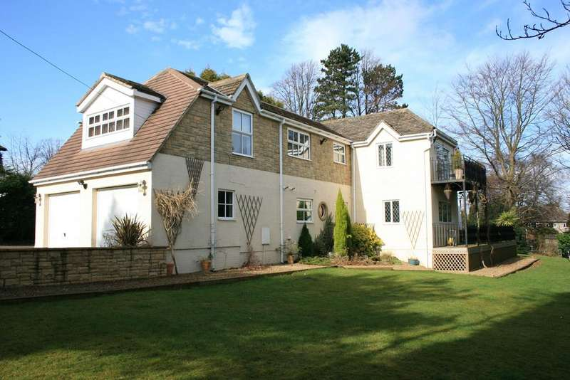 4 Bedrooms Detached House for sale in Edge Hill, Ponteland, Newcastle upon Tyne, NE20