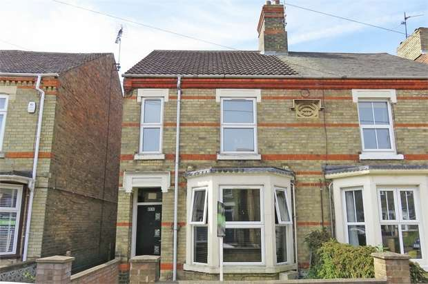 3 Bedrooms Semi Detached House for sale in Huntly Grove, Peterborough, Cambridgeshire
