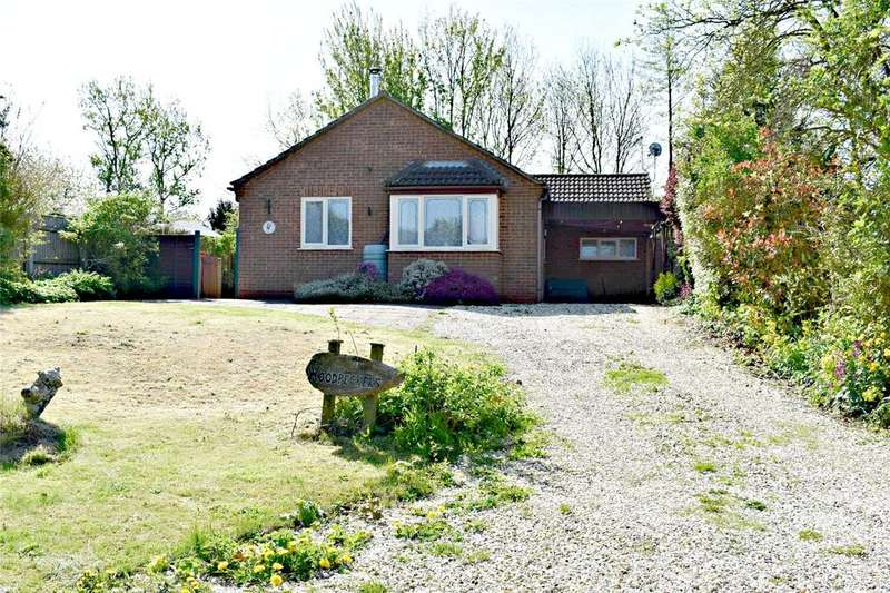 3 Bedrooms Detached Bungalow for sale in Carr Lane, North Kelsey, Lincolnshire, LN7
