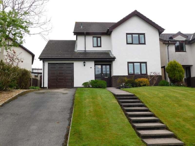 3 Bedrooms Detached House for sale in 12 Rusland Drive, Dalton-in-Furness, Cumbria, LA15 8UJ