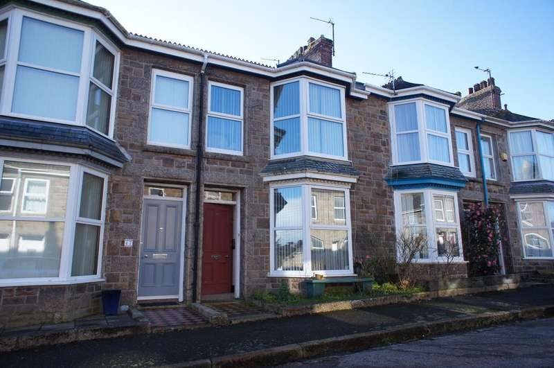 2 Bedrooms Terraced House for sale in Richmond Street, Heamoor, Penzance TR18