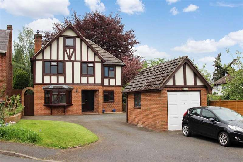 6 Bedrooms Detached House for sale in Fayre Oaks Green, Kings Acre, Hereford