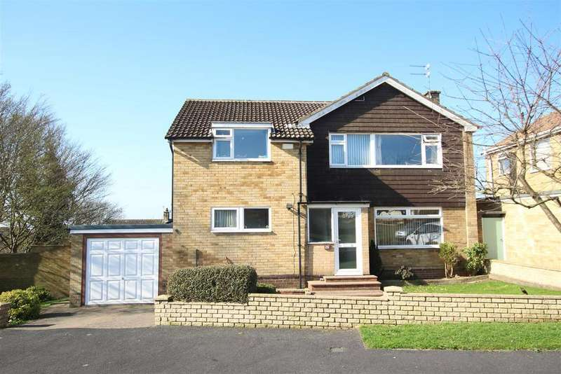 4 Bedrooms Detached House for sale in St. Michaels Crescent, Heighington Village