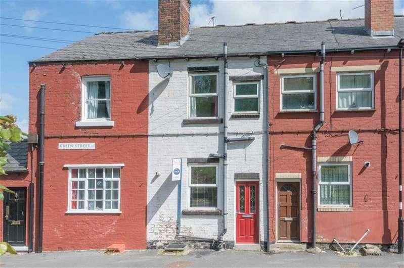 3 Bedrooms Terraced House for sale in Green Street, Deepcar, Sheffield, S36