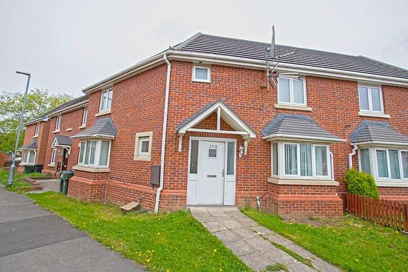 3 Bedrooms Terraced House for sale in Clough Close, Linthorpe TS5