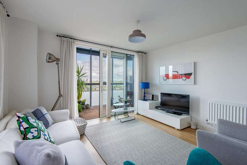 3 Bedrooms Apartment Flat for sale in Dalston Square, Hackney, London E8