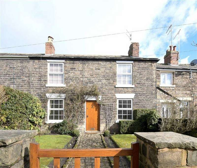3 Bedrooms Cottage House for sale in Mill Lane, Parbold, WN8