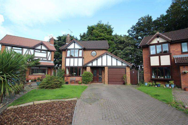 3 Bedrooms Detached House for rent in The Woods, Castleton, Rochdale