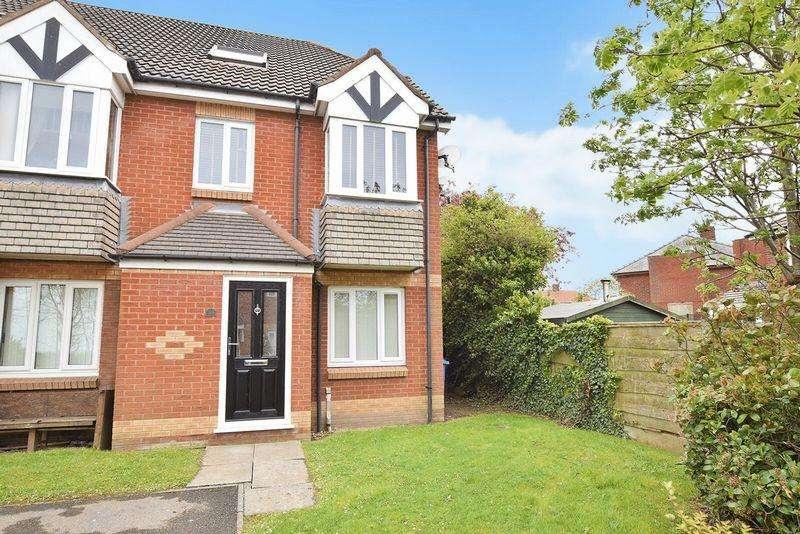 1 Bedroom Ground Flat for sale in Needham Close, Runcorn
