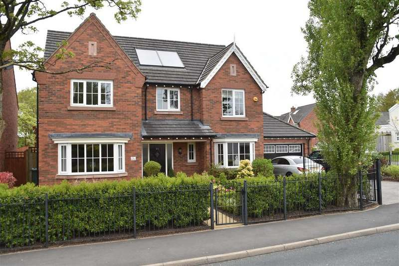 5 Bedrooms House for sale in Chorley Lane, Charnock Richard, Chorley