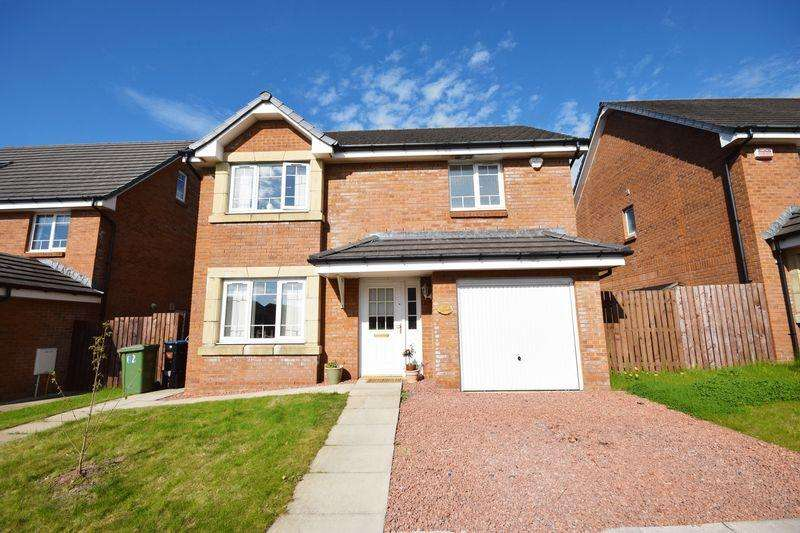 4 Bedrooms Detached Villa House for sale in 62 Jean Armour Drive, Kilmarnock KA1 2SD