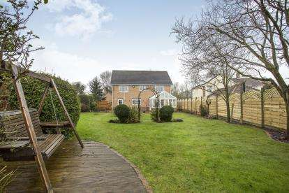 4 Bedrooms Detached House for sale in Ashill, Thetford, Norfolk