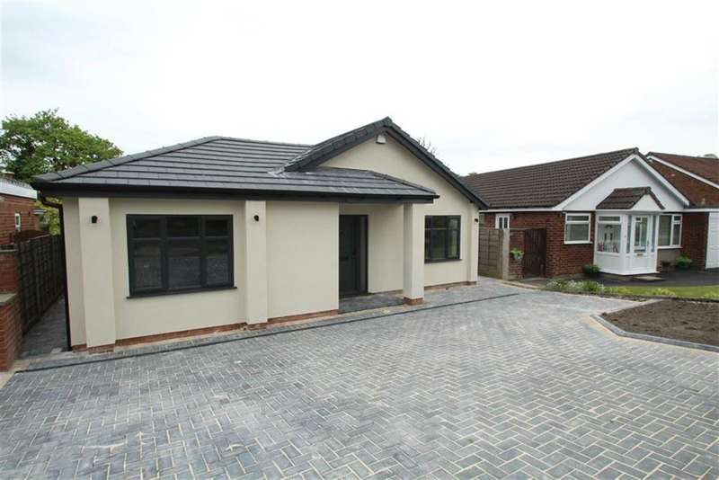 4 Bedrooms Detached Bungalow for sale in Woburn Drive, Hale, Altrincham