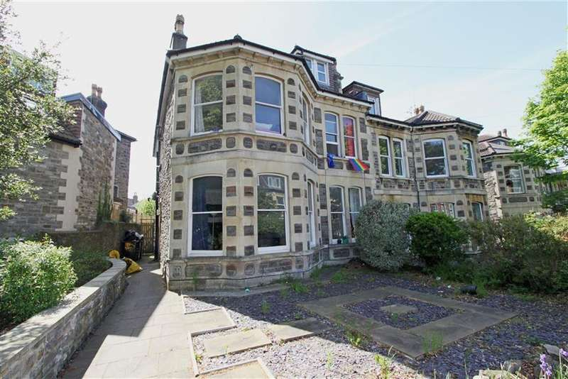 8 Bedrooms Semi Detached House for sale in Cromwell Road, St Andrews, Bristol