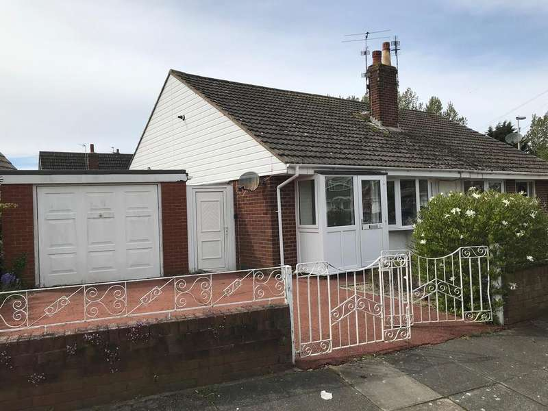 2 Bedrooms Semi Detached Bungalow for sale in Lawswood Crescent Marton