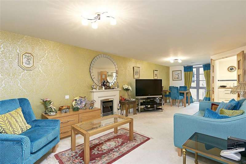 2 Bedrooms Flat for sale in Liberty House, 246 Kingston Road, Wimbledon, London, SW20