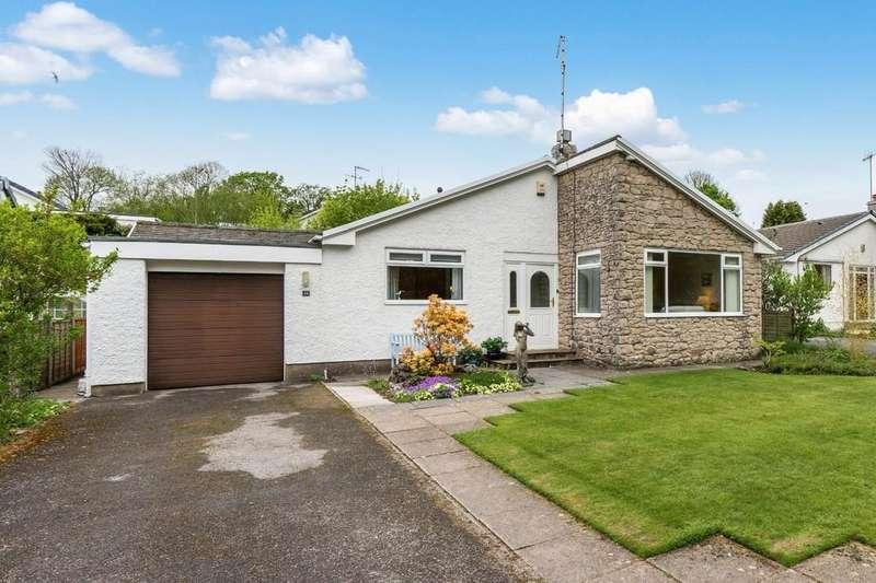 3 Bedrooms Detached Bungalow for sale in 13 Parkside Drive, Arnside, Cumbria