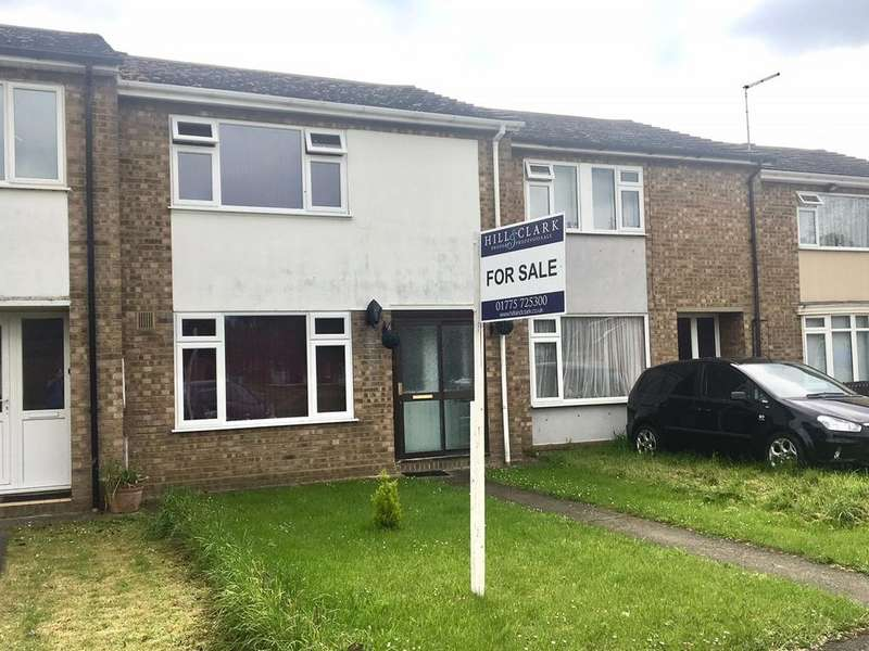 2 Bedrooms Terraced House for sale in Severn Road, Spalding, PE11