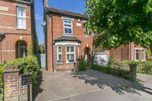 4 Bedrooms Detached House for sale in St Mary's Road, Tonbridge, Kent