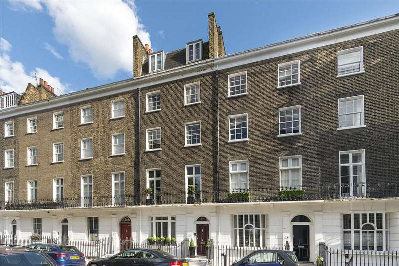 5 Bedrooms Terraced House for sale in South Terrace, London, SW7