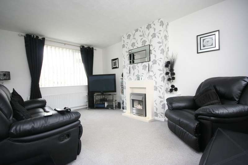 2 Bedrooms Semi Detached House for sale in Rothwell Crescent, Stockton-On-Tees, TS19