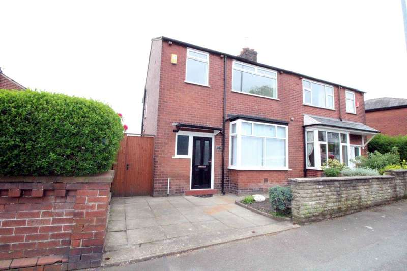 3 Bedrooms Semi Detached House for sale in Church Road, Smithills